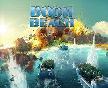 لعبة بوم بيتش Boom Beach