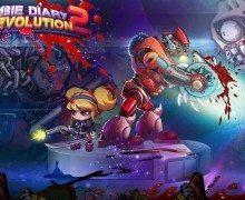 تنزيل لعبة حرب الزومبي Zombie Diary 2