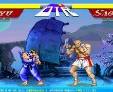 تحميل لعبة ستريت فايتر Street Fighter 2