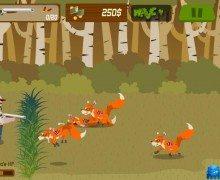 لعبة هجوم الحيوانات Redneck vs Zombies