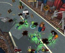 لعبة حرب ضد الزومبي HotZomb Zombie Survival