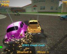 لعبة السيارات المدمرة RC Mini Racers Mac