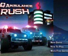 تحميل لعبة سيارة الاسعاف Ambulance Rush