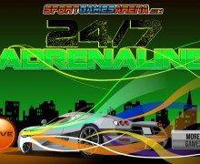 لعبة ادرينالين 24/7 Adrenaline