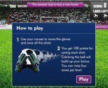 تحميل لعبة حارس المرمى Smart Soccer
