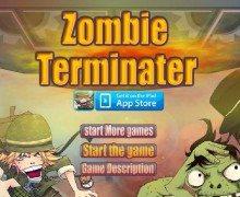 لعبة تفجير الزومبي Zombie Terminator