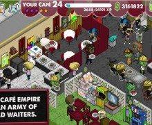 لعبة مقهى الزومبي Zombie Cafe