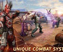 لعبة المعركة الحربية Evolution Battle for Utopia