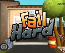 لعبة الدراجة الخطيرة Fail Hard