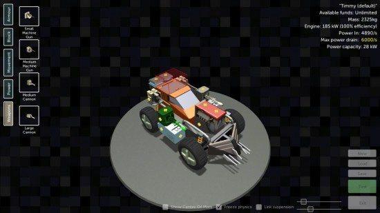 لعبة معركة تحطيم السيارات Scraps