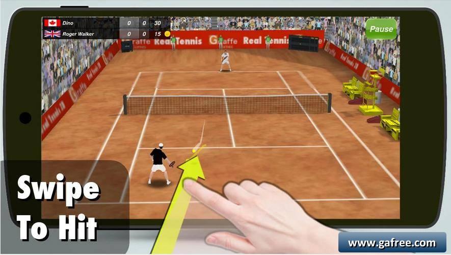 تحميل لعبة التنس Tennis Champion 3D