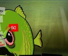 تحميل لعبة السمكة المتوحشة Feed Us 3