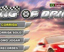 لعبة ملك التفحيط King of Drift