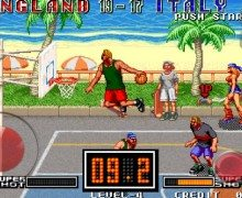 لعبة كرة السلة الشوارع Street Basketball