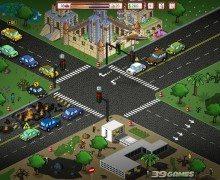 لعبة تنظيم حركة المرور Traffic Command 3