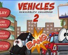 تحميل لعبة سيارة الشرطة Vehicles 2