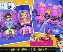 لعبة الخطوط الجوية Baby Airlines Airport City