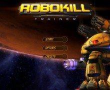 لعبة حرب الروبوتات الالية Robokill Trainer