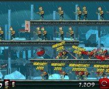 تنزيل لعبة اطلاق النار على الزومبي Stupid Zombies 2
