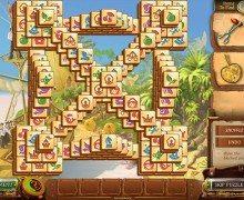 لعبة ملكة القصر Mahjong Secrets
