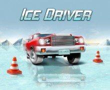 لعبة سباق سيارات على الجليد Ice Driver Mac
