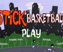 لعبة كرة السلة تحميل Stick Basketball