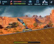 تحميل لعبة السيارات للكمبيوتر Robo Racing