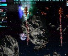 لعبة سفينة الفضاء X-Bomber the Game