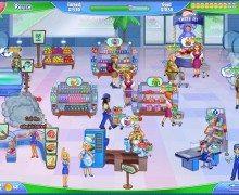 لعبة ادارة السوبر ماركت Supermarket Management 2 HD