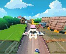 تحميل لعبة سباق المدينة Top Gear Race The Stig