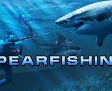 لعبة صيد السمك تحت الماء Hunter underwater spearfishing