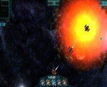 لعبة غزو الفضاء Space Conflict