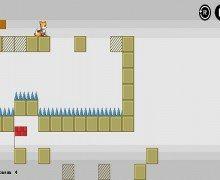لعبة المغامرات للاطفال Throw Blocks