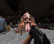 لعبة قتال الوحوش Z Day Shootout