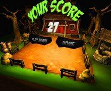 لعبة الابقار الغاضبة Zombies Vs Cow
