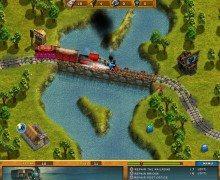لعبة السكك الحديدية Next Stop