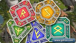 لعبة الاحجار السحرية Rune Stones Quest