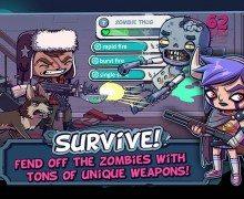 تحميل لعبة مدينة الزومبي Zombies Ate My Friends
