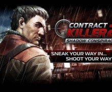 تحميل لعبة القاتل المأجور Contract Killer 2