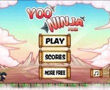 تحميل لعبة النينجا Yoo Ninja Plus