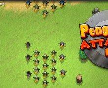 تحميل لعبة هجوم البطريق Penguins Attack TD 3