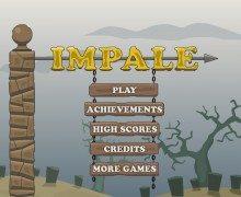 تحميل لعبة الزومبي الجديدة Impale