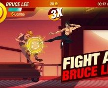 تحميل لعبة بروسلي Bruce Lee