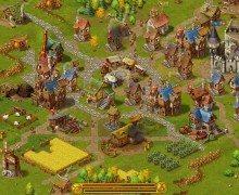 تحميل لعبة القرية السعيدة Townsmen