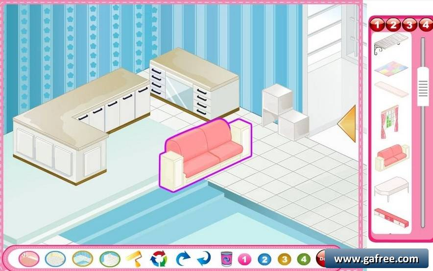 تحميل لعبة تصميم المنزل Design Decorate New House