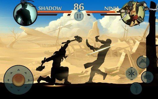 لعبة شادو نينجا Shadow Fight 2