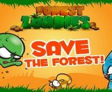 تحميل لعبة زومبي Forest Zombies