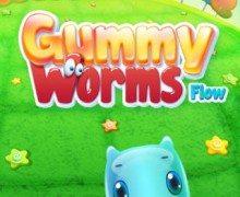 تحميل لعبة الدودة Gummy Worms Link Pro - Draw
