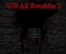 تحميل لعبة قتال الزومبي Kill All Zombies 2