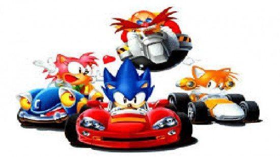 تحميل لعبة سوبر سونيك للكمبيوتر Sonic Drift TURBO